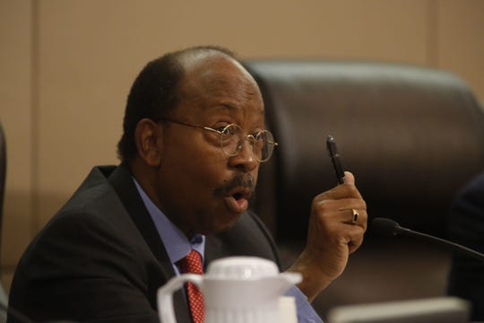 Tallahassee City Commissioner Curtis Richardson