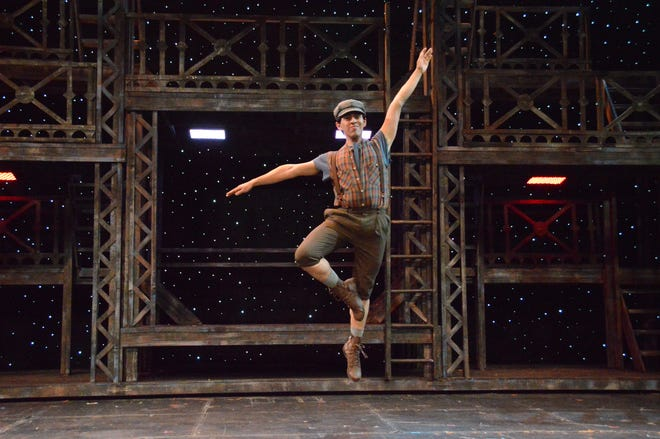 "Musical lovers will enjoy the UTEP Dinner Theatre's production of ""Newsies."" It's the first time being shown in El Paso."