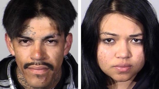 Antonio Acevedo, 27, of Camarillo, and Zamaira Mairena, 22