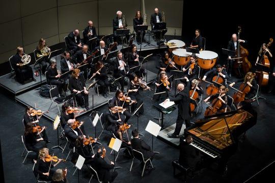 "The Bay Atlantic Symphony will open its 2019 concert season with ""Mozart, Finzi & Verdi."""