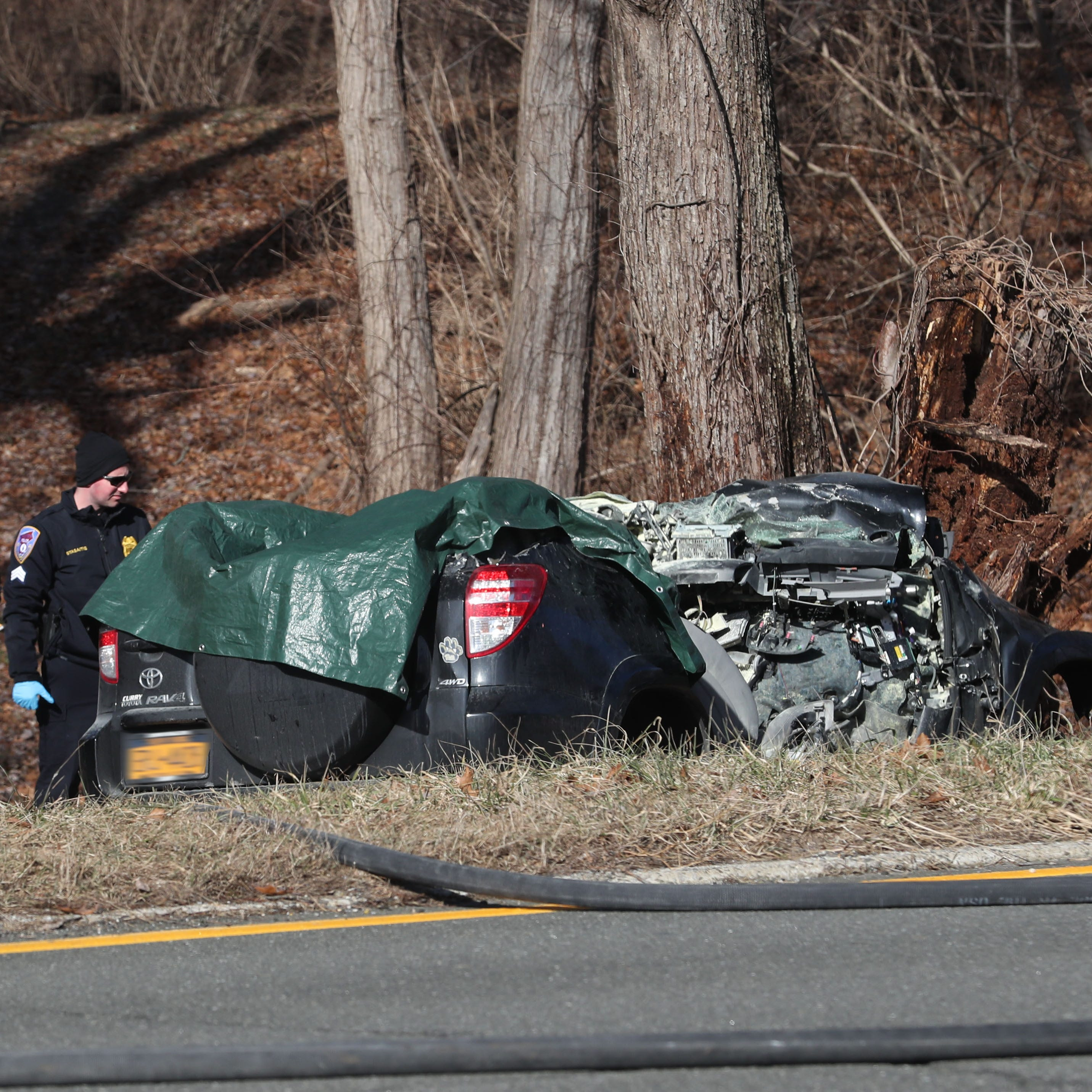 Driver of fatal Saw Mill River Parkway crash ID'd, road reopened