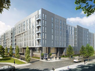 Yonkers waterfront apartments, park win tax incentives; when work will start