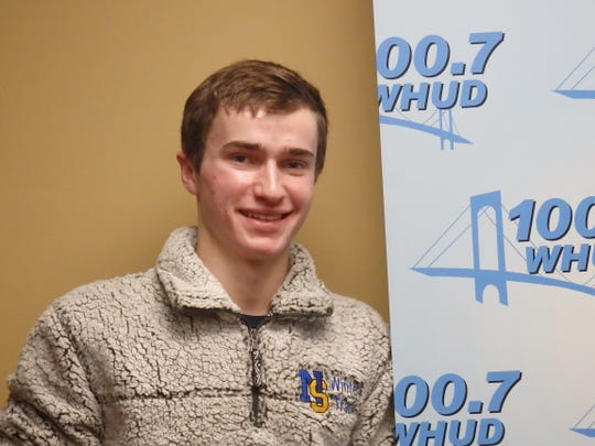 North Salem runner Benjamin Leicht is the Con Edison Athlete of the Week