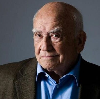 Actor Ed Asner heads to Delaware Theatre Company Thursday
