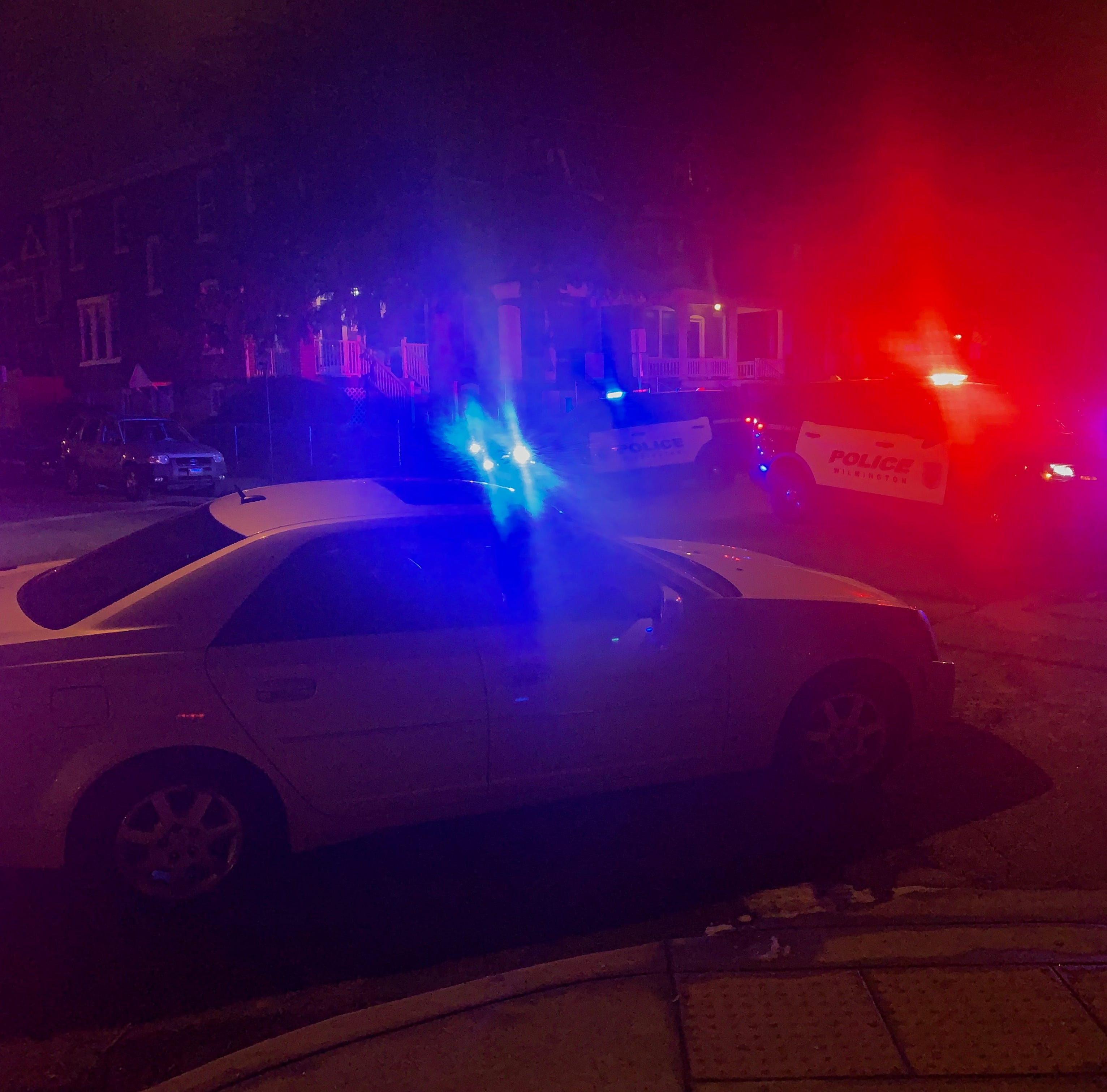 Multiple shots fired on W. 22nd Street in Wilmington Wednesday night