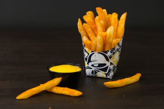 Taco Bell is bringing back its Nacho Fries.