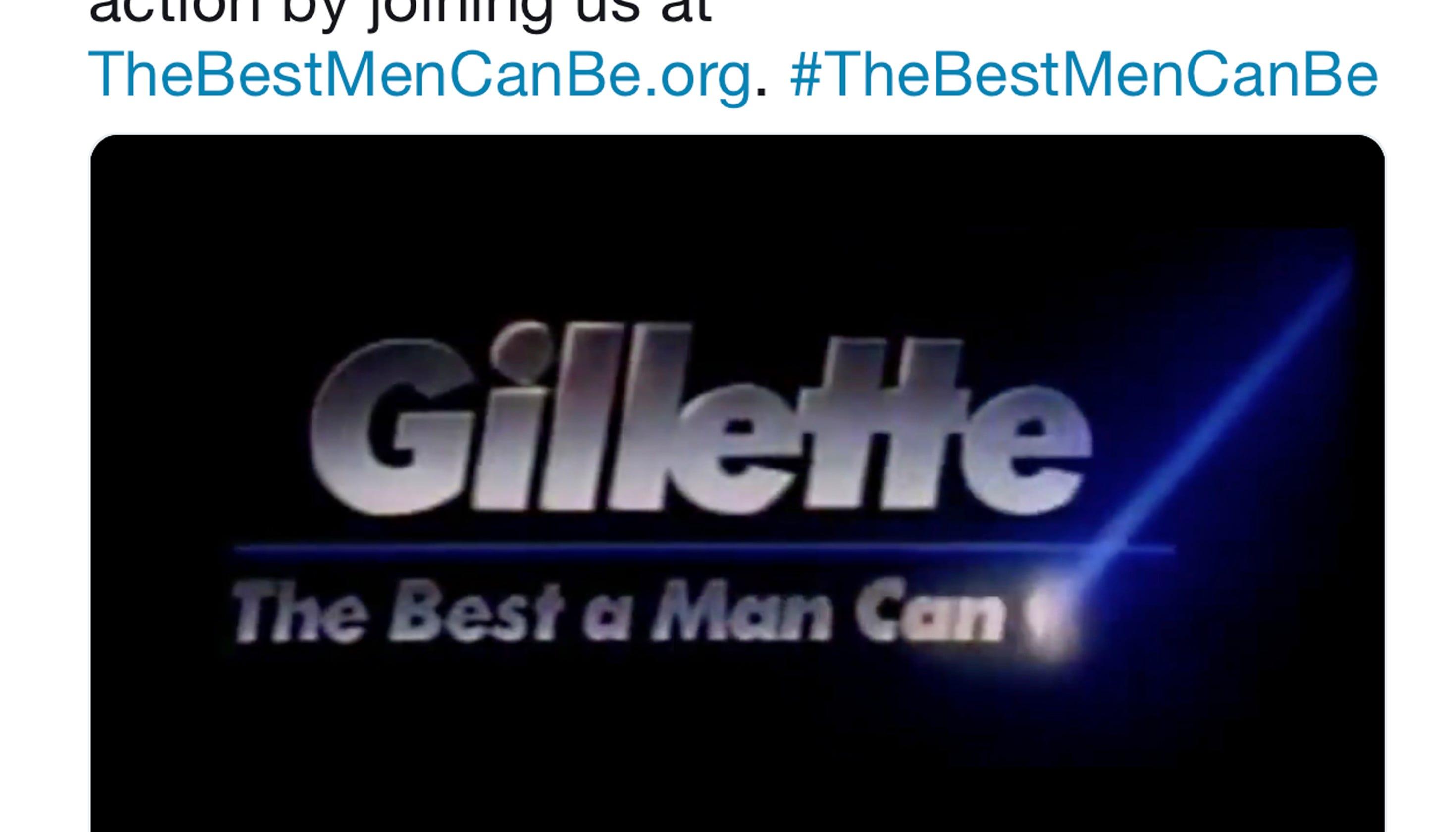 Men deserve more credit than Gillette commercial gives them