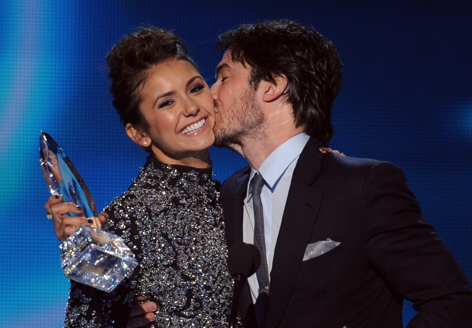 Nina dating Ian