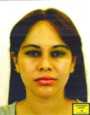 Lucero Guadalupe Sanchez Lopez is seen in this undated photo provided by the U.S. Attorney's Office for the Eastern District of New York.