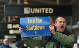 The shutdown has been blamed for worsening backlogs in courts and complicating hiring for employers.