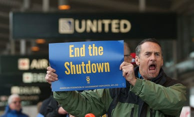 Shutdown: Crowdfunding federal employees likely violating ethics rules, experts say
