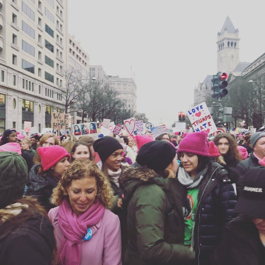 Why I refuse to walk with the Washington Women's March