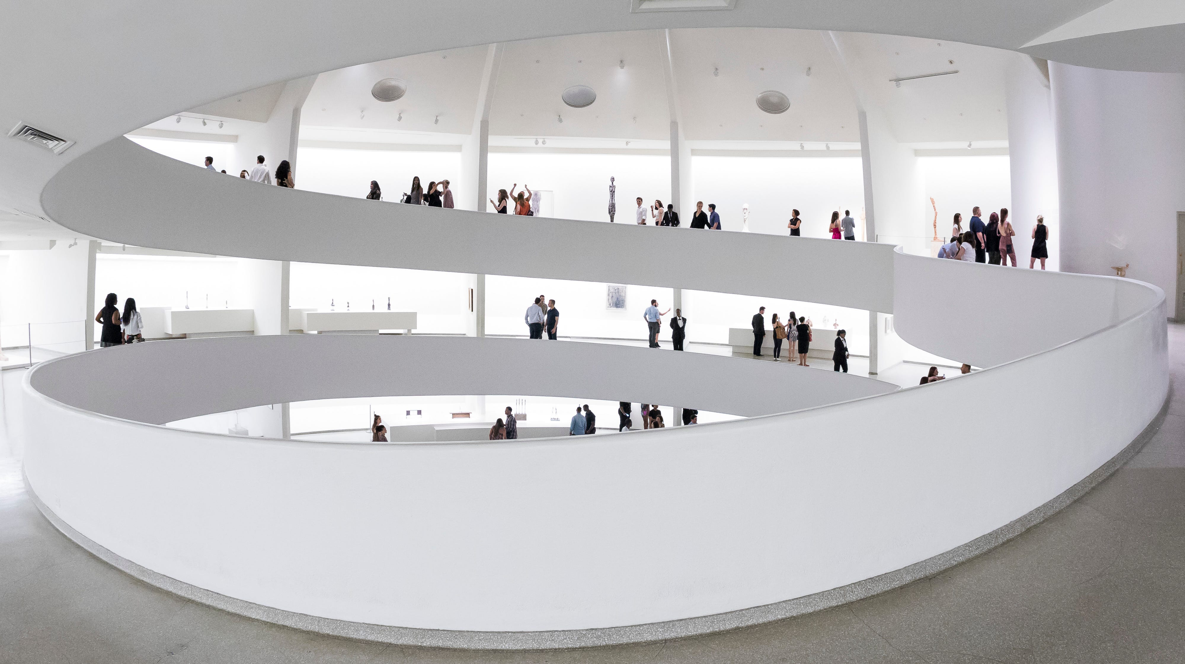 The Guggenheim Museum in Manhattan is one of 57 attractions that will be discounted during NYC Must-See Week.