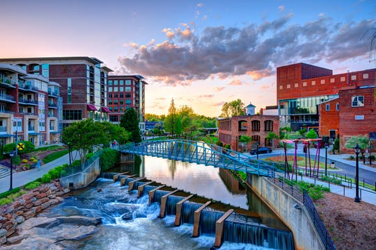 The Tallahassee Chamber of Commerce is taking a delegation of Tallahassee business, university and government officials to Greenville, South Carolina for a fact-finding mission.