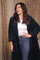 """Gina Rodriguez is hitting the gas in her first action-thriller, """"Miss Bala."""""""