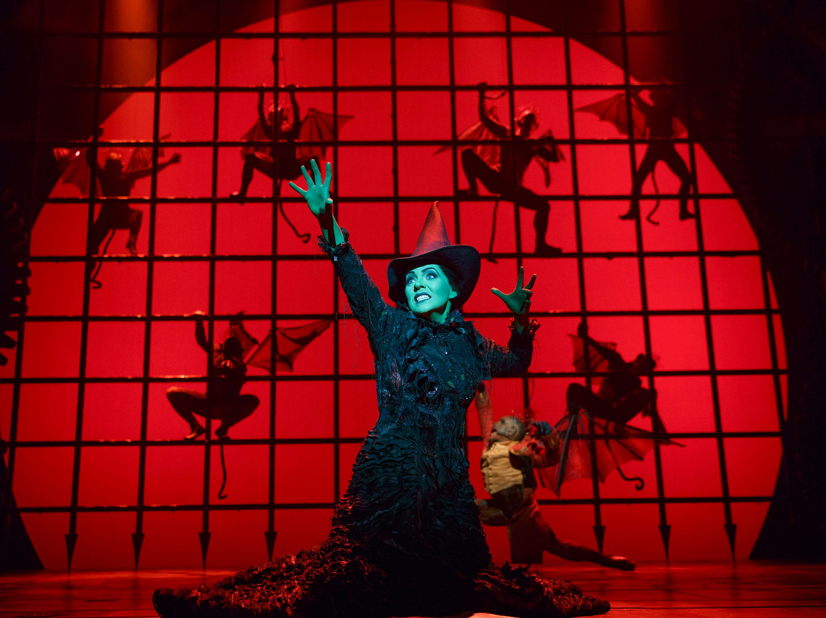 Wicked is one of 24 Broadway productions that will have 2-for-1 tickets during NYC Broadway Week.
