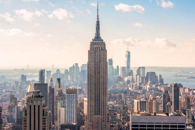 From Jan. 21 to Feb. 10, visitors can get 2-for-1 tickets to 57 attractions during NYC Must-See Week. The Empire State Building Experience is one of the discounted attractions.