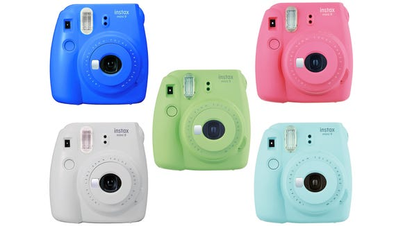 Instant cameras are a fun way to relive your childhood, especially when they're on sale.