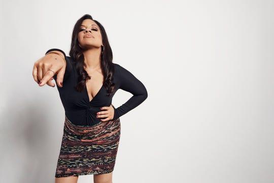 "Rati Gupta plays Raj's take-charge love interest Anu on CBS' ""The Big Bang Theory."""