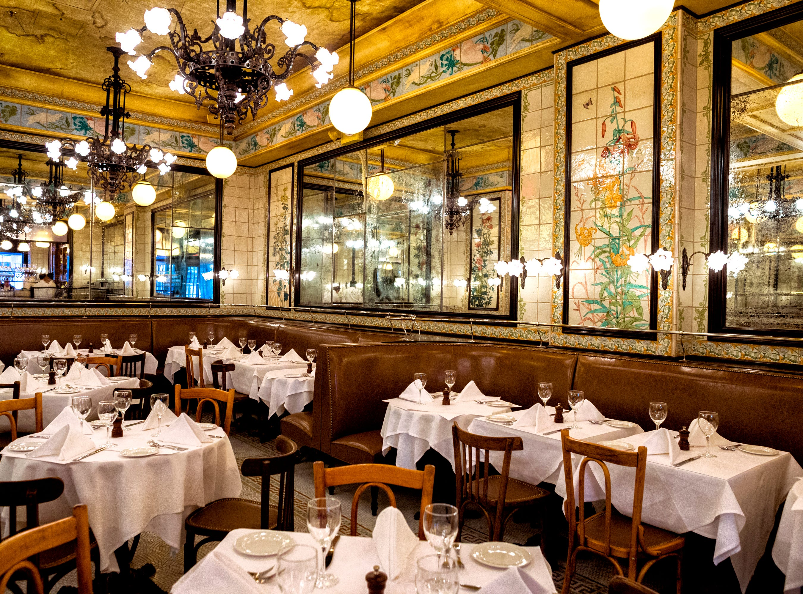 Augustine Restaurant is one of almost 400 restaurants participating in NYC Restaurant Week from Jan. 21 to Feb. 8. Diners will get two-course prix-fixe lunches and brunches for $26. They will get three-course prix-fixe dinner for $42.