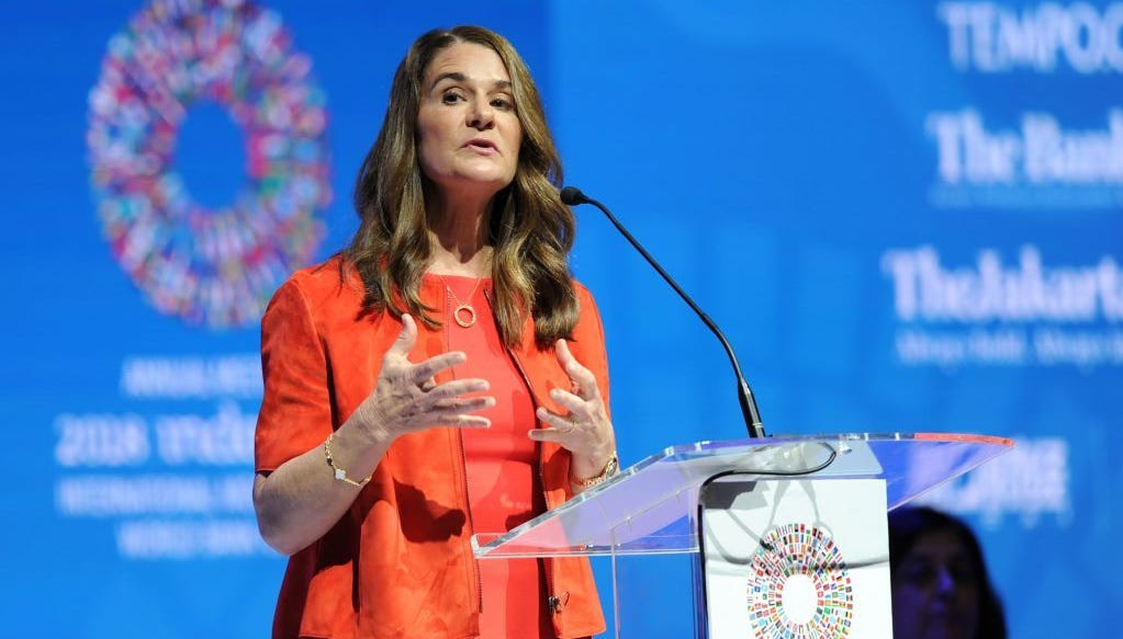 Melinda Gates annual letter will address U.S. maternal death rates
