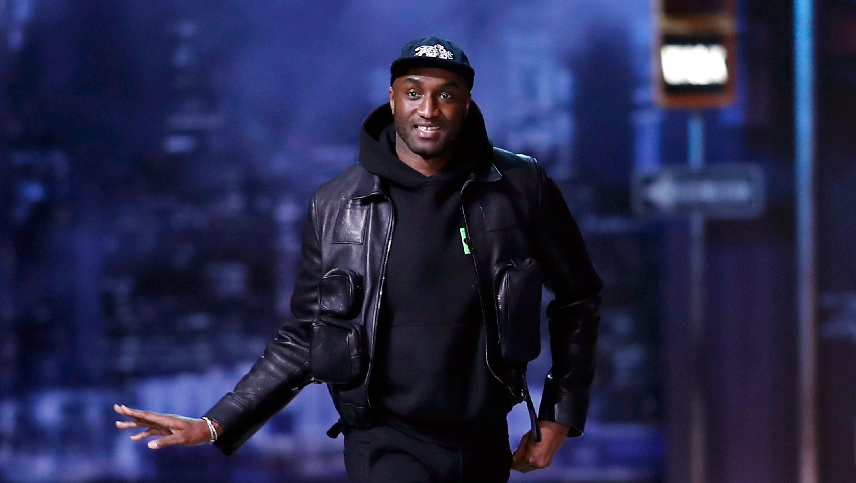 6e42f8a679f Virgil Abloh s Louis Vuitton show honors Michael Jackson ahead of film