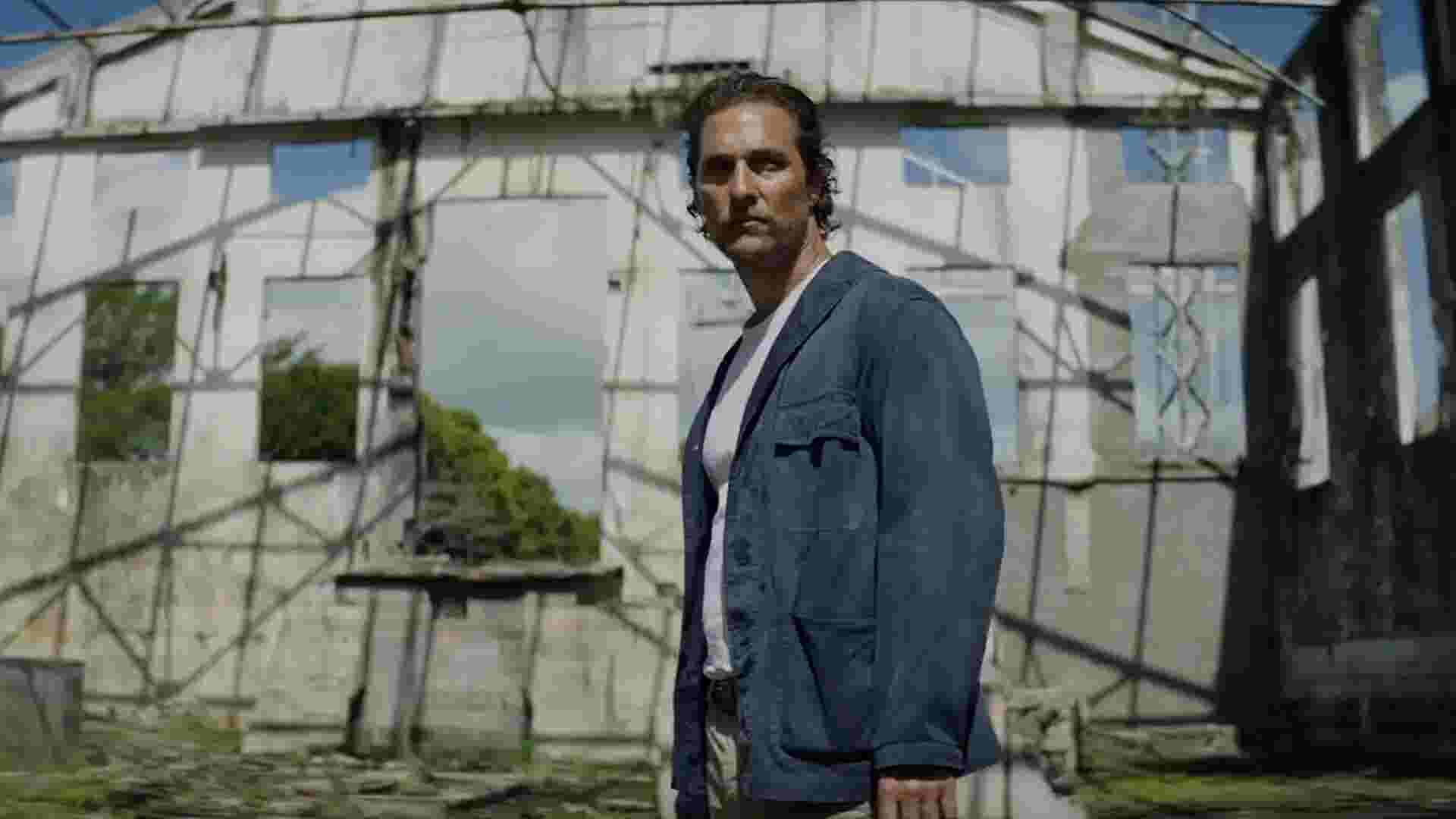'Serenity' review: Matthew McConaughey and Jason Clarke are stranded in one bonkers movie