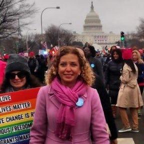 Debbie Wasserman Schultz: Why I refuse to walk with the Washington Women's March
