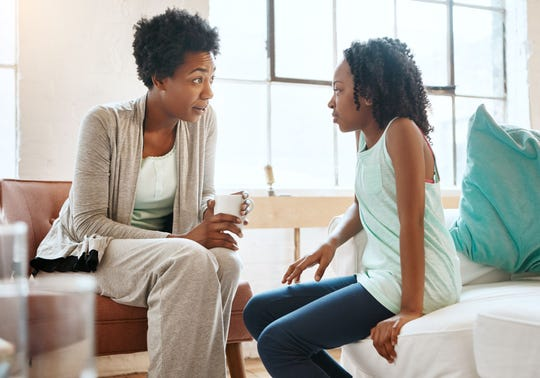 Parents who practice intensive parenting want explanations and a chance to talk it out when there's misbehavior.