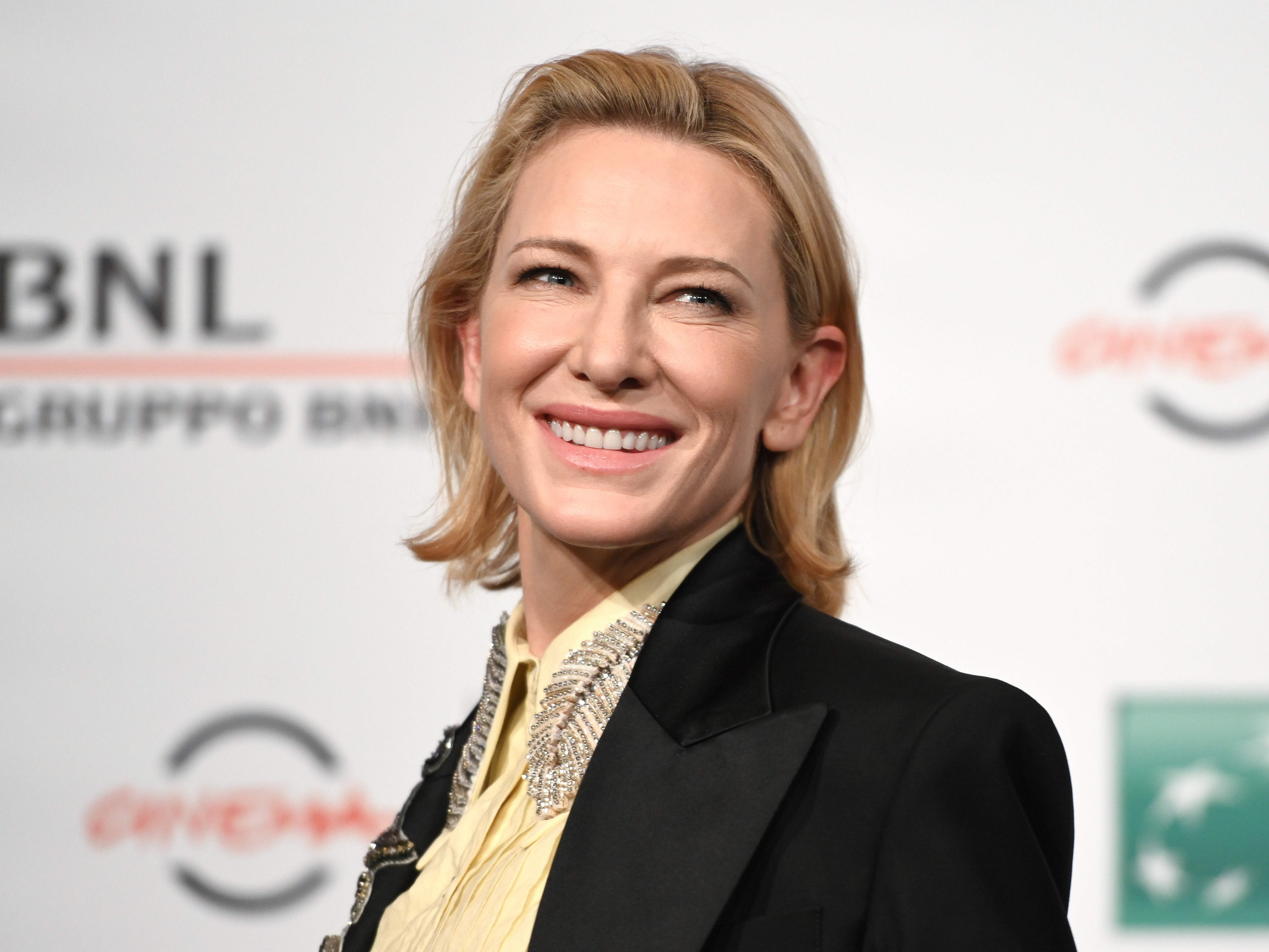 Exclusive: Cate Blanchett has horns and uterine pain in starry 'Documentary Now!' trailer