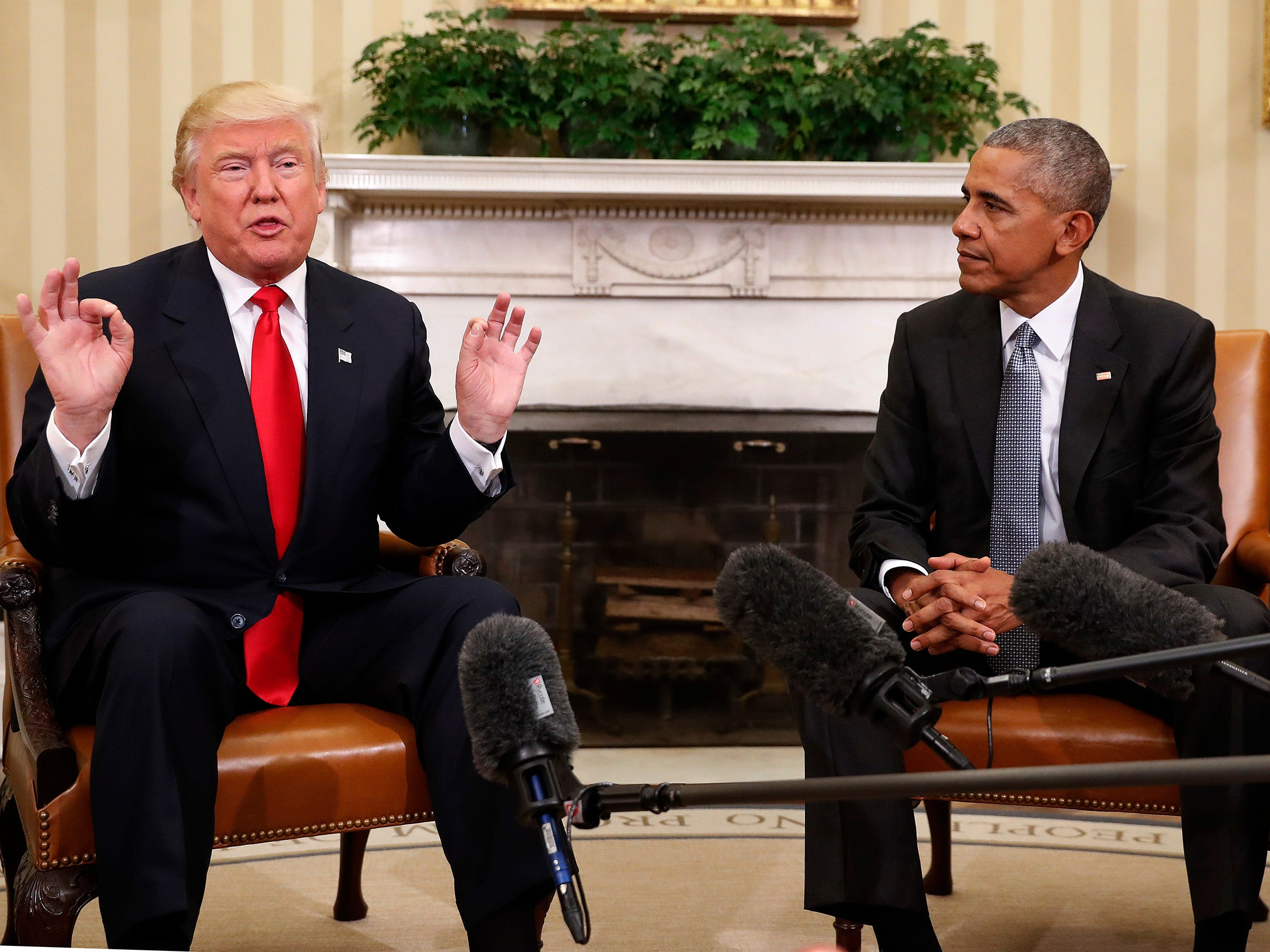 Trump is achieving his goal of being the un-Obama, except on Middle East wars