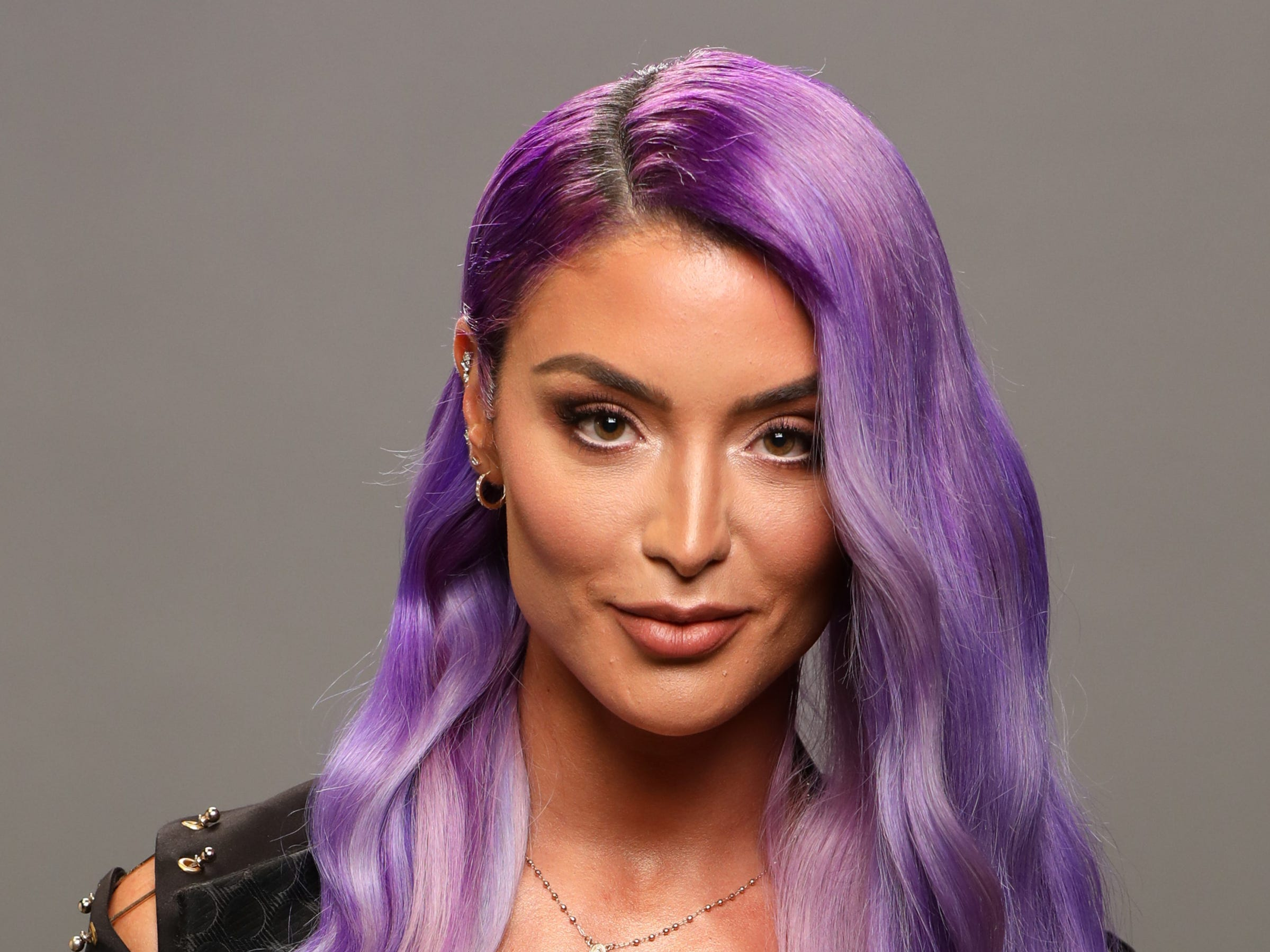 Natalie Eva Marie to participate in the second season of BIG BROTHER: CELEBRITY EDITION. BIG BROTHER: CELEBRITY EDITION launches with a two-night premiere event Monday, Jan. 21 (8:00-9:00 PM, ET/PT) and Tuesday, Jan. 22 (8:00-9:00 PM, ET/PT) on the CBS Television Network.   Photo: Monty Brinton/CBS  ©2019 CBS Broadcasting, Inc. All Rights Reserved