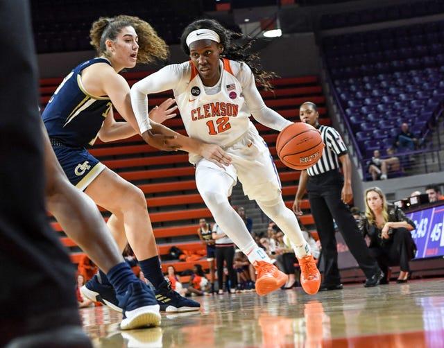 Photos Clemson Women S Basketball Vs Georgia Tech
