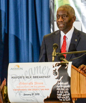 Echoes of Martin Luther King Jr from Mayor Roberts