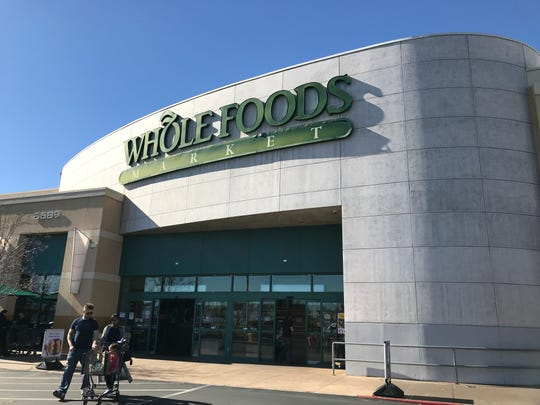 Whole Foods Market would be welcome in Appleton, readers said. Shown here, a location in Las Vegas.