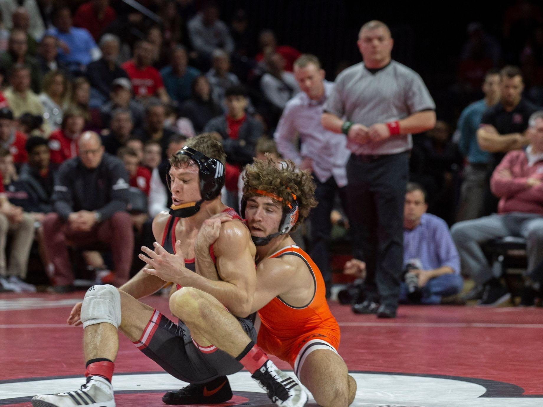 College wrestling: Nick Suriano suffers second straight loss