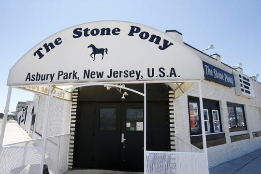 The Stone Pony in Asbury Park, seen in 2018, celebrates its 45th anniversary this year.
