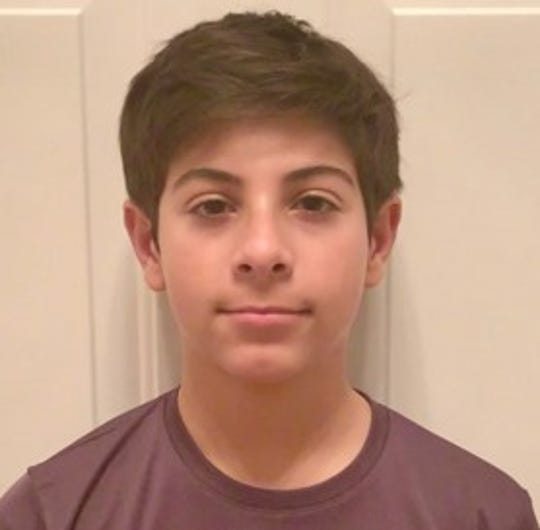 Nick Genovese of Saint Leo The Great School won second place in the Student Voices Essay and Video Contest.