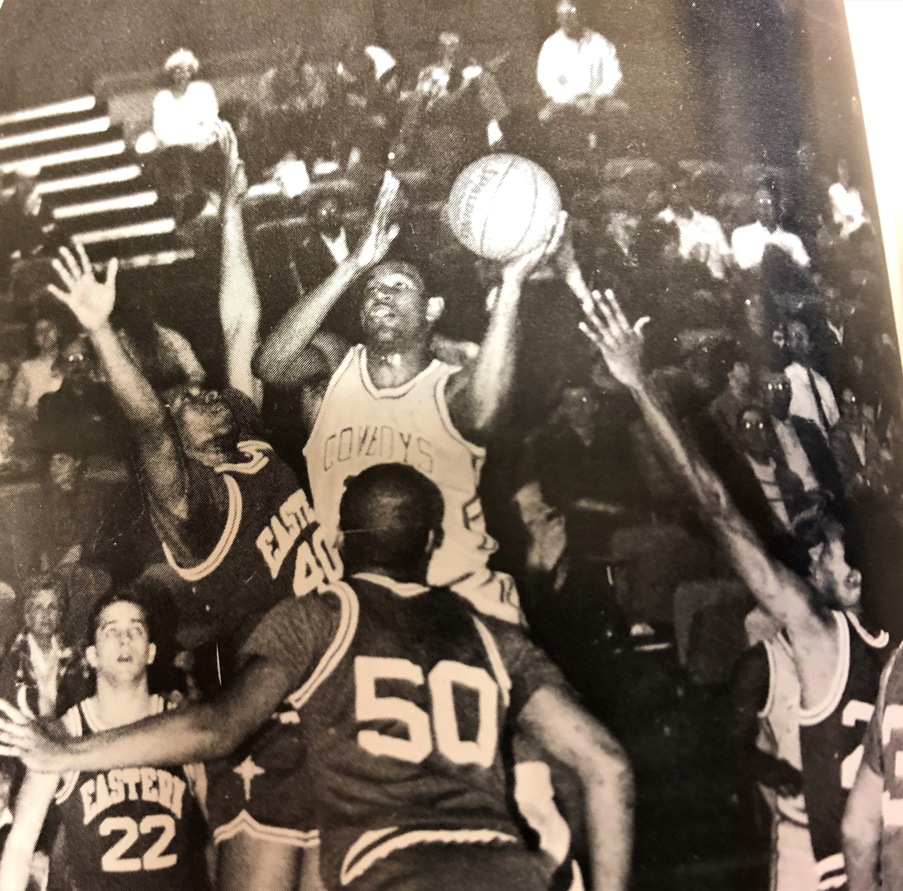 Langston reflects on memorable 1987-88 season for Hardin-Simmons men's basketball team