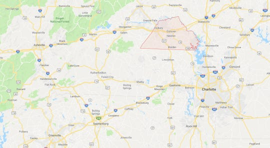 Catawba County, North Carolina