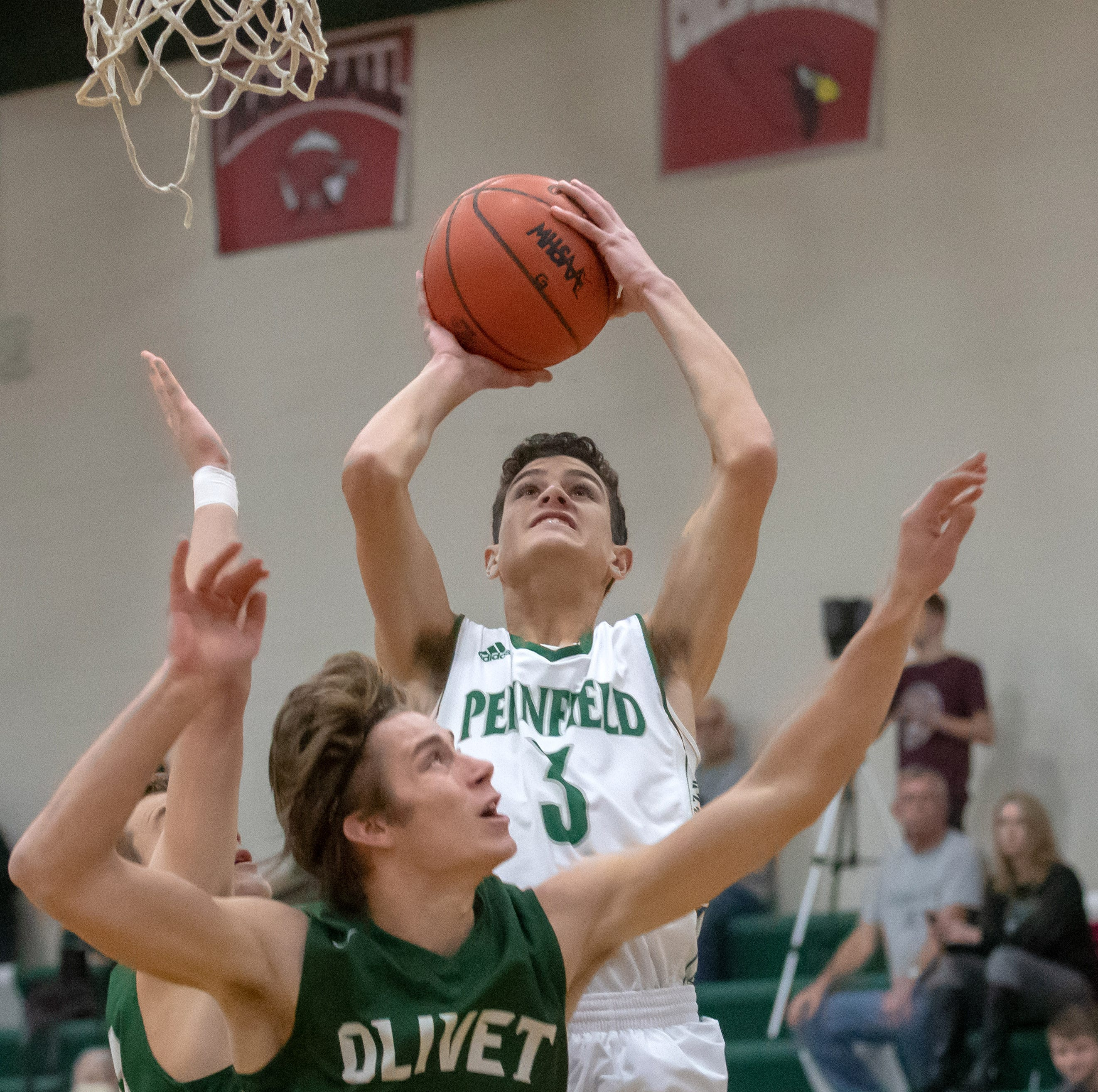 Pennfield's Gavin Liggett is Enquirer Athlete of the Week winner
