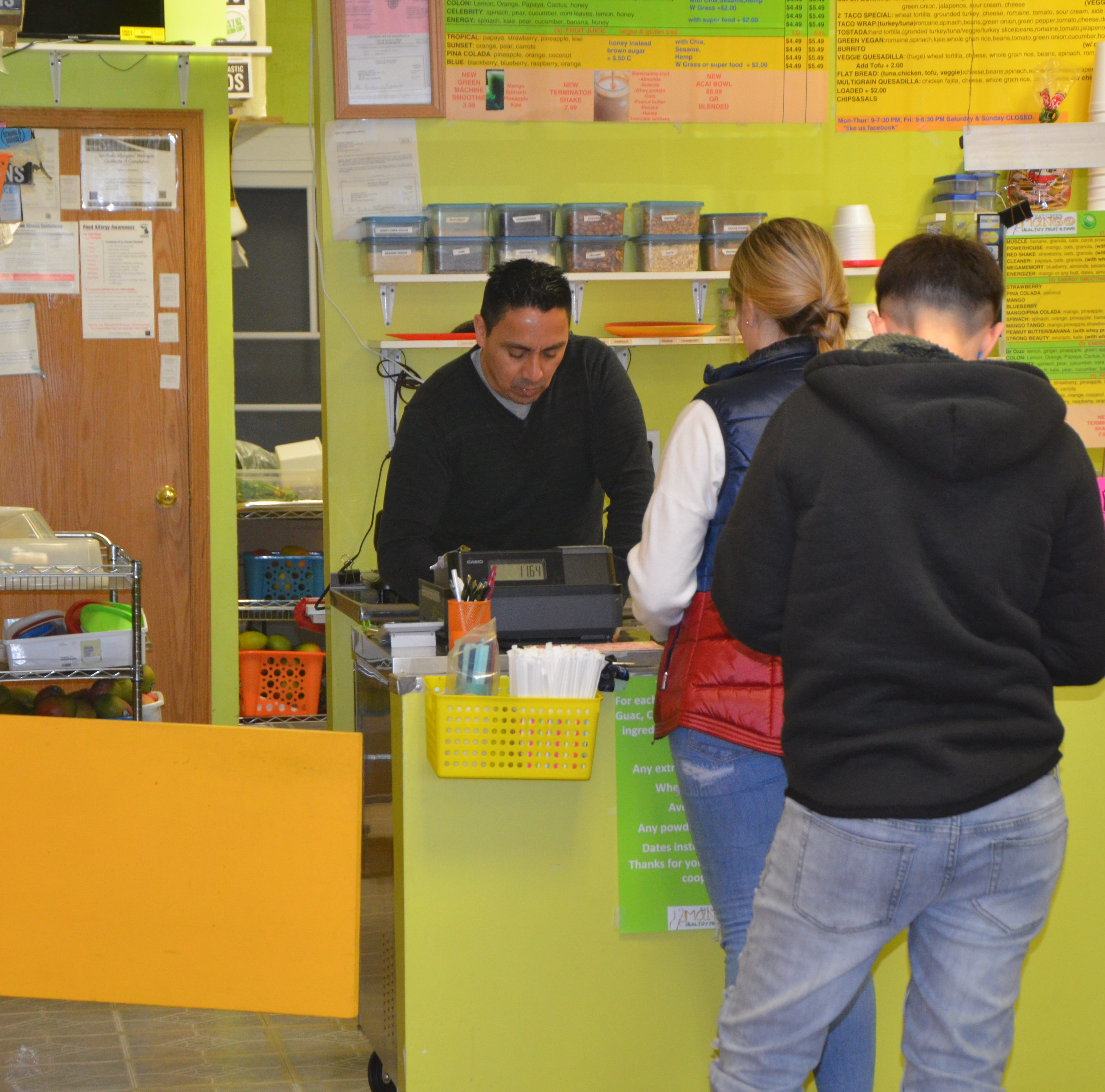 Mango Healthy Fruit and Food is expanding, opening a third location on Beckley Road