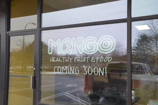 Mango Healthy Fruit and Food is getting a third location at 5475 Beckley Road near the end of January 2019.