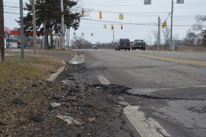 Emmett Township is getting new roads. A bond proposal passed in Tuesday's special election.