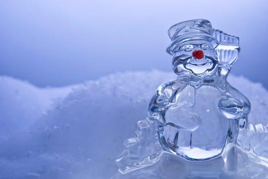 Ice sculptures will be part of Binghamton Ice Fest.