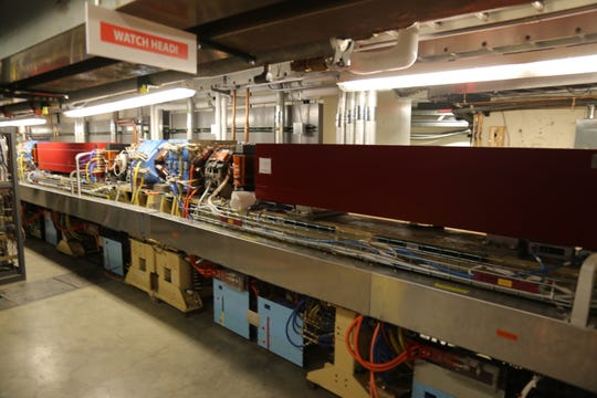 CHESS at Cornell University has world-renowned synchrotron technology.
