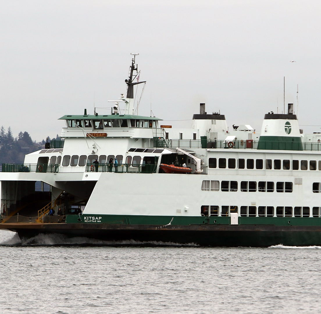 State ferry ridership continued to grow in 2018