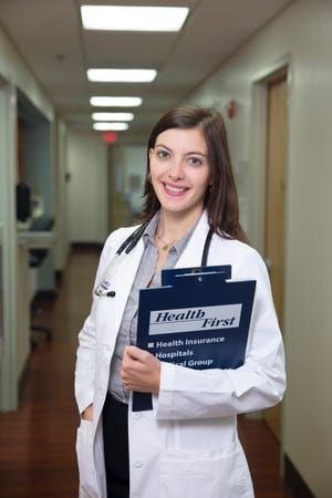 Dr. Anri Brits is Board Certified in Family Medicine based in Viera for Health First.