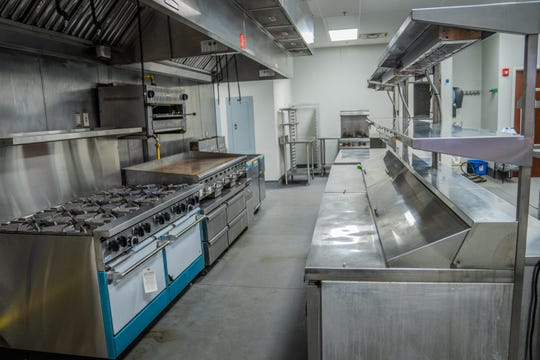 The large commercial kitchen at the former Rockhill restaurant was a draw for Thy Kingdom Crumb, which purchased the building at a headquarters for its food-truck outreach nonprofit.