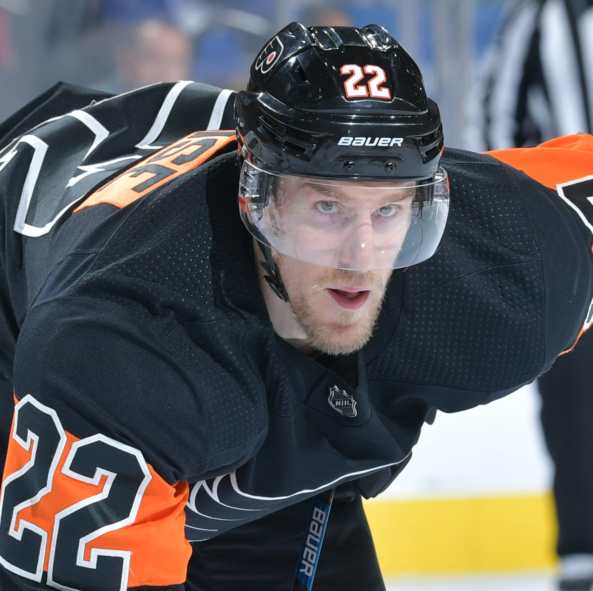 Curious case of Dale Weise, another wrinkle in odd Flyers season